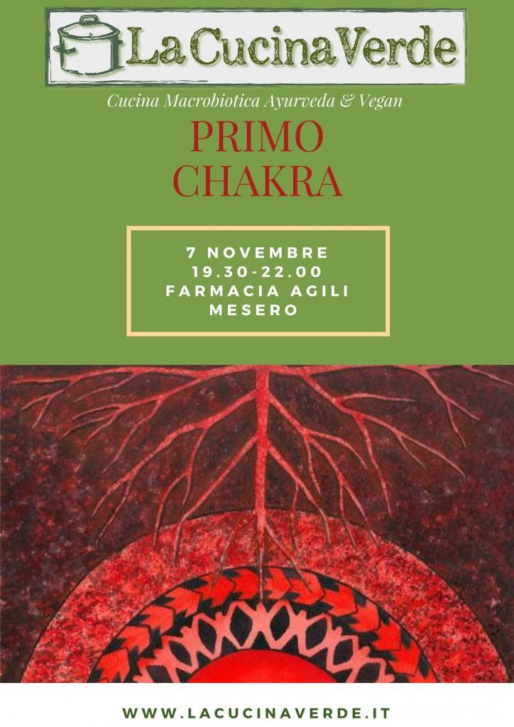 MESERO PRIMO CHAKRA