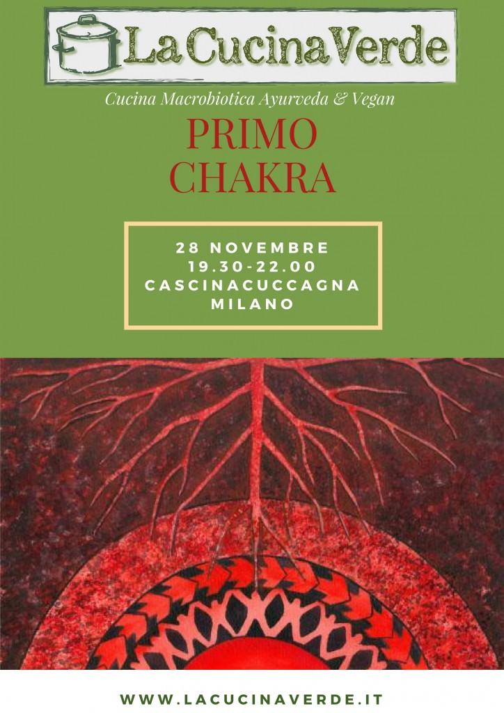 MILANO PRIMO CHAKRA